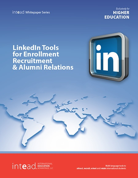 LinkedIn Tools for Enrollment Recruitment