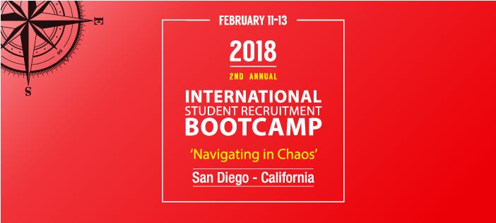 International Student Recruitment Bootcamp
