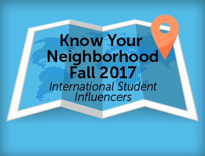 Know Your Neighborhood Fall 2017