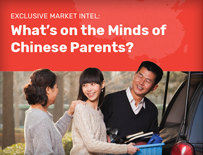 What's on the Minds of Chinese Parents? Intead & Vericant Report