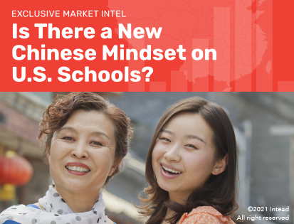 Market Research: Chinese Mindset on US Schools research cover