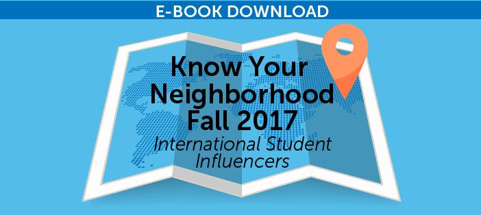 Know Your Neighborhood - Fall 2017