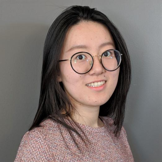 Sally Zhu Headshot